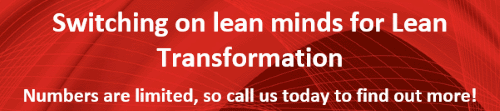 Switching on lean minds for Lean Transformation