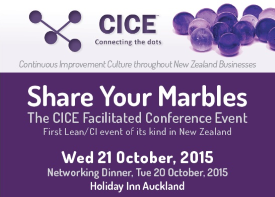 CICE - Share Your Marbles Event